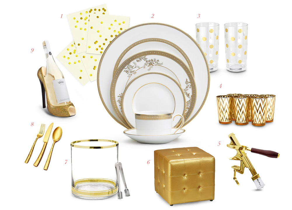 Wedding gifts for the glamorous home from Amazon Wedding Registry