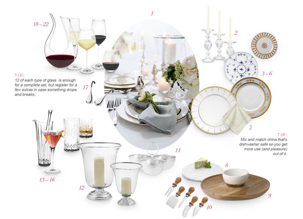 Appy Couple's pick Williams-Sonoma wedding gifts