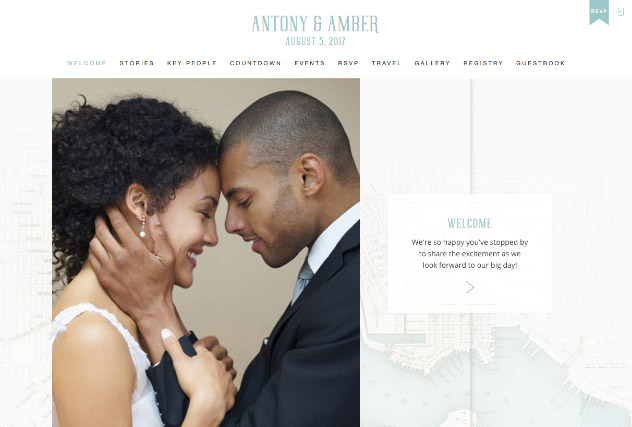 Charm City - Baltimore multi-pages website layout