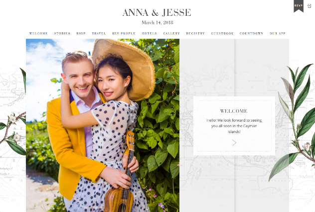 Kendra multi-pages website layout