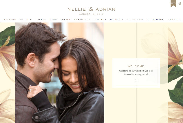 Karolina  multi-pages website layout