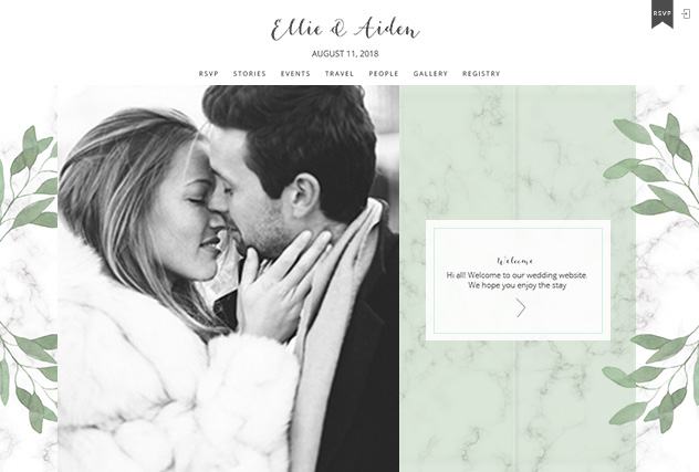 Midsummer Dream multi-pages website layout